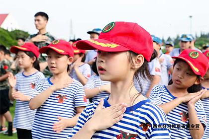 上海西点军事夏令营2021上海西点夏令营7天精英女兵特训营图片