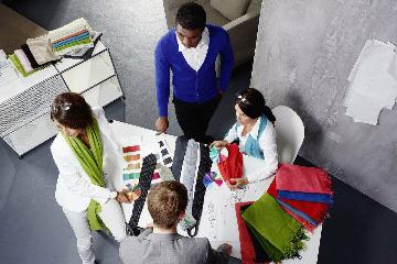 上海交大湖畔時裝設計學院色彩性格與構成培訓課程圖片