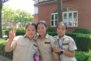 上海亮劍軍事夏令營上海亮劍14天文武雙全軍事夏令營圖片