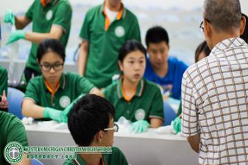 美国西密歇根中学(上海校区)2018美国西密歇根中学(上海校区)国际高中图片
