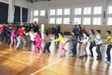 上海奕成訓練營上海奕成-羽毛球夏令營圖片