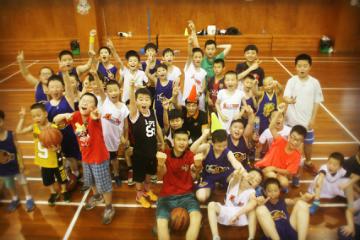 上海奕成訓練營上海奕成-籃球夏令營圖片