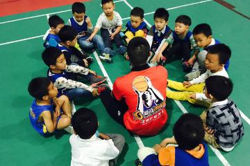 上海奕成訓練營上海奕成-籃球冬令營圖片