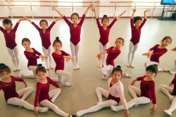 尚舞之星舞蹈培訓少兒中國舞:中國舞蹈家協會認證考級課程圖片