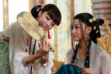 北京尚濤化妝培訓學校北京尚濤影視造型培訓課程圖片圖片