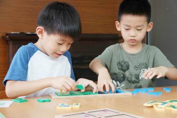 极维客思维数学馆极维客slytherin儿童级5-6岁数学思维凯发k8App图片