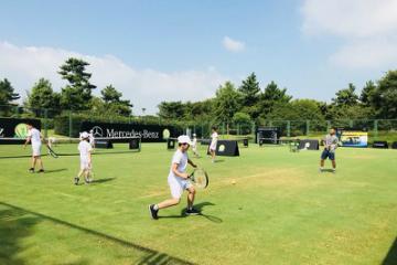 寶貝營天下網球營碧云社區青少兒網球培訓圖片