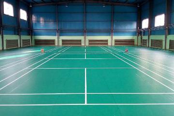 寶貝營天下羽毛球營東方體育中心校區圖片
