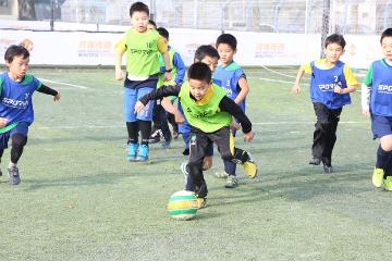 上海世堡足球上海世堡足球3~12岁普及班图片图片