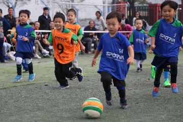 上海世堡足球上海世堡足球7-14歲精選班圖片圖片