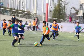 上海世堡足球上海世堡足球5-14岁进阶班图片图片