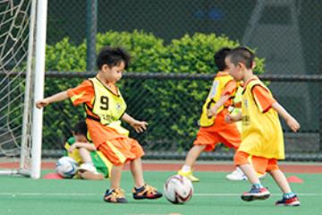 北京习明足球俱乐部北京3-4岁少儿足球探索班图片