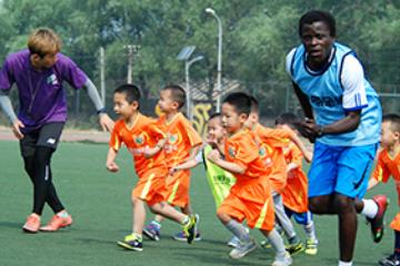 北京习明足球俱乐部北京5-6岁少儿足球成长班图片