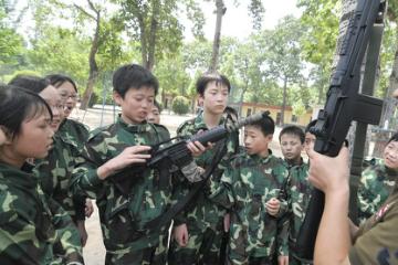 西點軍事夏令營【北京西點】8天自理能力特訓營圖片圖片