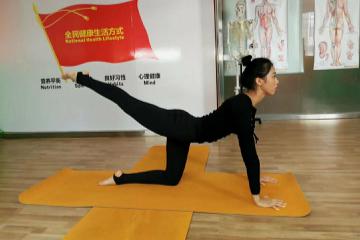 上海新健康進修學院上海新健康學院瑜伽師職業資格培訓課程圖片