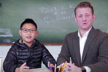 廈門國際私塾少兒英語培訓圖片