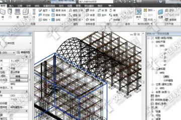 天津文恒教育BIM結構設計培訓課程圖片圖片
