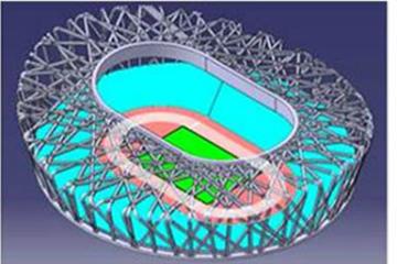 天津文恒教育CATIA建筑異型結構設計課程圖片圖片