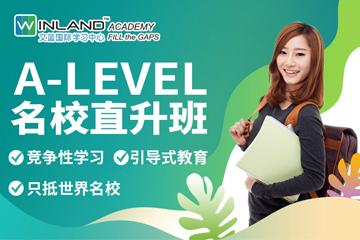 上海文藍國際教育文藍國際教育·A-level名校直升保A班圖片