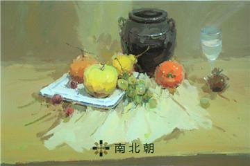 南北朝画室美院课程图片