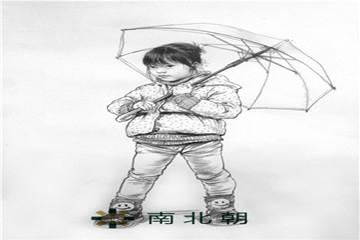 南北朝画室美院附中课程图片
