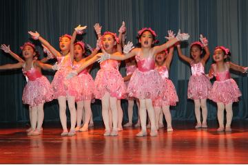 上海上戏小艺星中国舞(民族民间舞)图片图片