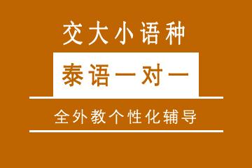 上海圖澍教育交大全外教泰語 一對一課程圖片圖片