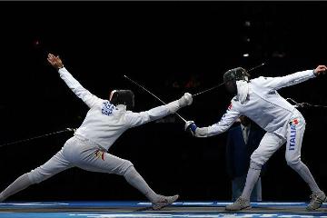 北京王者擊劍擊劍私教課圖片