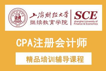 上海財經大學繼續教育學院上海財經大學CPA注冊會計師培訓課程圖片