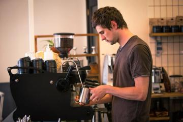 广州EHS咖啡西点培训学院广州EHS国际咖啡师培训凯发k8App图片图片