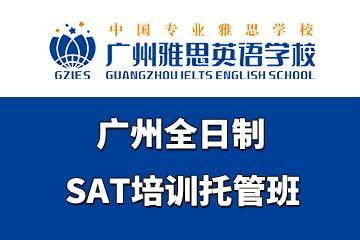 广州雅思英语学校广州全日制SAT培训托管班图片