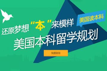 深圳啟德留學美國本科留學申請方案圖片