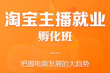 广州汇学电商教育广州淘宝主播就业孵化班图片图片