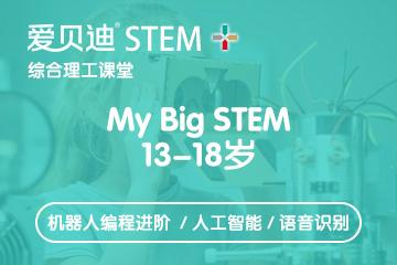 上海愛貝迪STEM+上海愛貝迪13-18歲中學生機器人培訓課程圖片