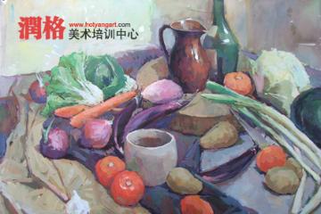 上海潤格美術學校上海潤格美術聯考B班(85天)圖片