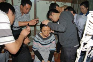 上海國耀中醫培訓中醫針灸技能班圖片