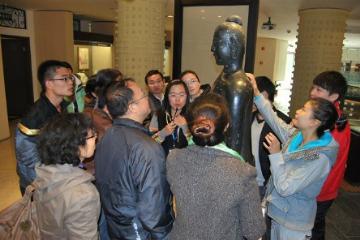 上海國耀中醫培訓國際針灸醫師培訓班圖片