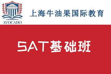 上海牛油果国际教育上海牛油果SAT基础培训凯发k8App图片