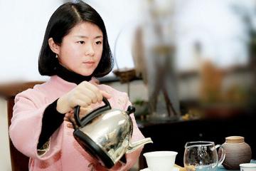 上海新華禮儀上海新華茶藝禮儀輔導課程圖片