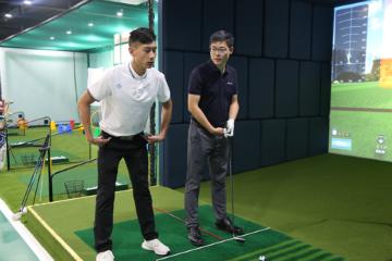 能百高爾夫成人高爾夫提升課圖片