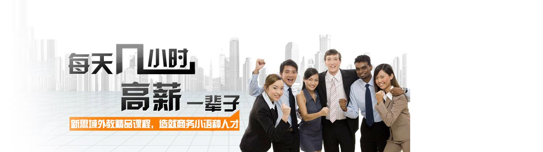 深圳新思域外語培訓