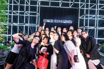 法国ESMOD广州国际服装设计学院广州服装设计个人品牌定制培训班图片图片