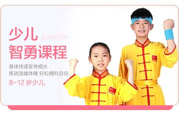 上海新精武教育少兒武術騰飛課程圖片