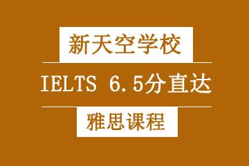 天津新天空外國語學校雅思6.5分直達培訓課程圖片圖片