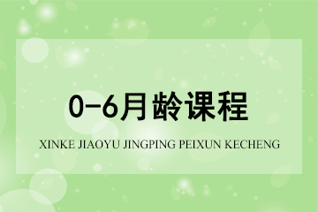 上海新愛嬰早教中心新愛嬰*0-6月齡課程圖片圖片