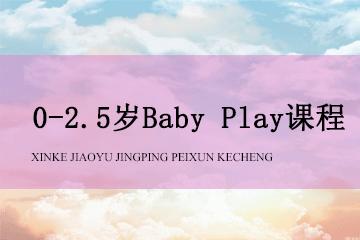 赢在起点早教中心0~2.5岁Baby Play课程图片