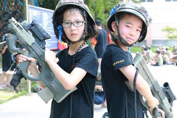 上海西点军事夏令营2020回炉七天标兵训练营图片图片