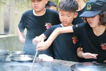 """上海西點軍事夏令營上海西點2021年軍事夏令營28天""""BIQ""""特訓營圖片"""