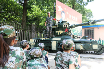 上海西點軍事夏令營上海西點2021年軍事夏令營21天王.牌陸軍訓練營圖片