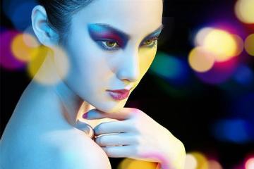 天津曼舞彩妝學校頂級造型大師特色課程圖片圖片